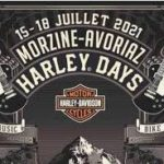 Morzine Harley Days